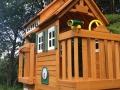 Cedar Summit Mount Forest Lodge Swing Set