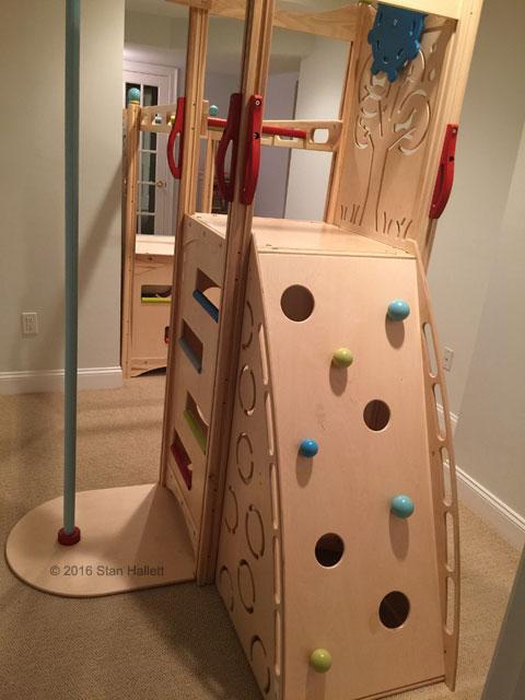 Cedarworks Indoor Playset 198 – Playset Installation & Swing Set ...