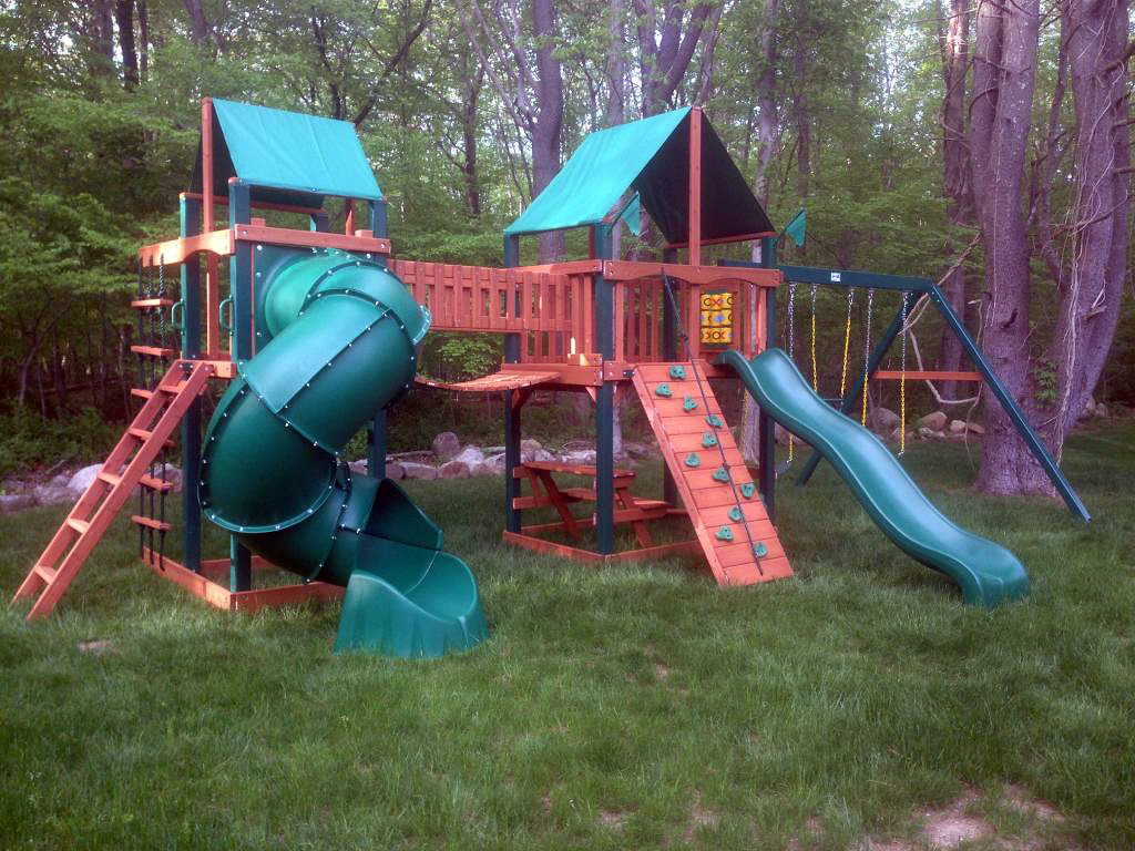playset gallery swing set installation ma ct ri nh me