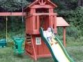 Backyard Discovery Tanglewood Cedar Wood Playset