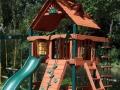 Gorilla Playsets Chateau II Swing Set