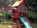 Gorilla Playsets Hemisphere Swing Set