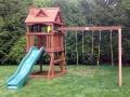 Gorilla Playsets Nantucket Swing Set