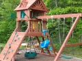 Gorilla Playsets Wedgewood Swing Set