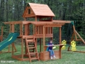 Backyard Discovery Monticello Playset