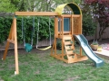 Big Backyard Andorra Wooden Playset