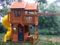 Cedar Summit Grandview Playset