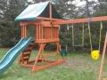 Gorilla Cadence Cedar Swing Set