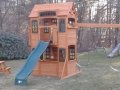 Cedar Summit Cedarview Resort Playset