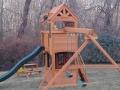 Cedar Summit Cedarview Resort Playset