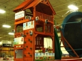Backyard Discovery Monterey Cedar Swing Set Display Assembled for Sam's Club