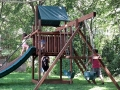 Woodplay Playsets Playhouse