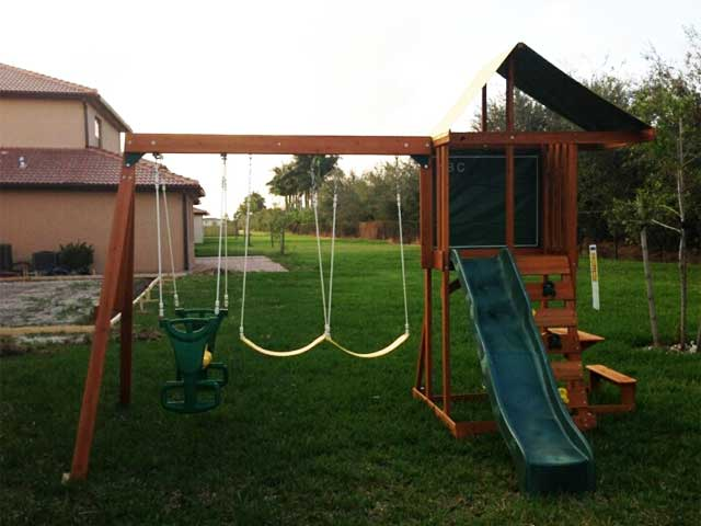 Huge Backyard Playsets : Big Backyard  Playset Assembly & Installaton  MA, CT, RI, NH, ME, VT