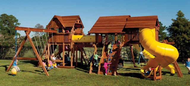 Big Backyard Ultra : UltraBuilt Play Systems  Playset Assembly & Installaton  MA, CT, RI
