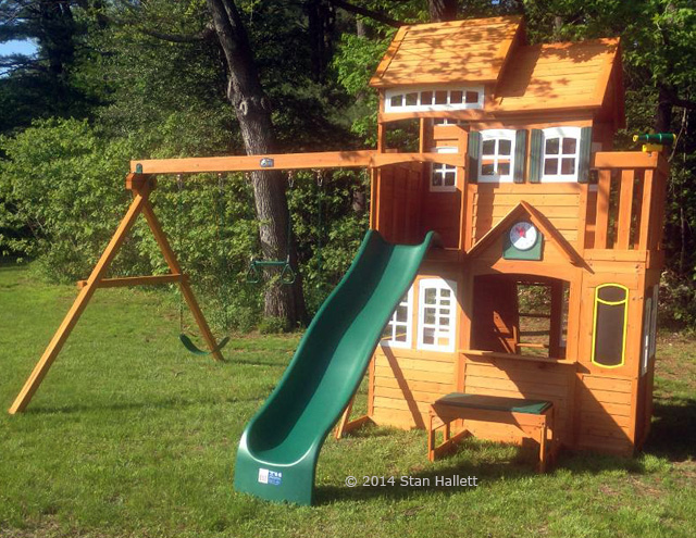Playset assembler and swing set installer in easton ct playset cedar summit mount forest lodge publicscrutiny Image collections