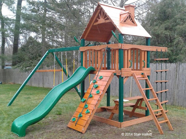 gorilla cadence swing set playset swing set assembly in ma ct ri