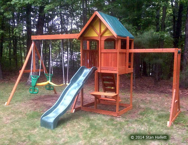 selwood swingsets westchester swing set in westford ma on 5 27 2014