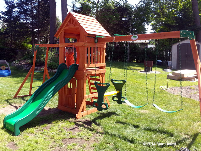playset assembler and swing set installer in coventry ri swing set