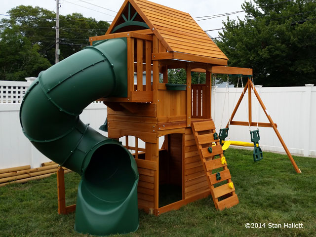 Playset Assembler and Swing Set Installer in Fall River ...