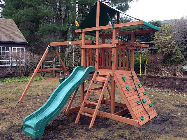 Gorillla Playsets Outing III