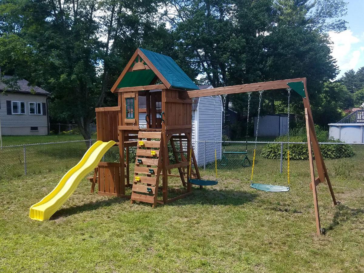 Swing-N-Slide Chesapeake Installation Salem NH