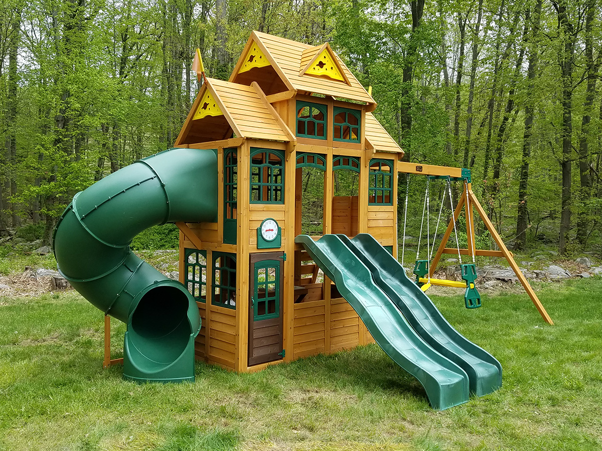 Big Backyard Page 2 Playset Installation Swing Set Assembly Ma