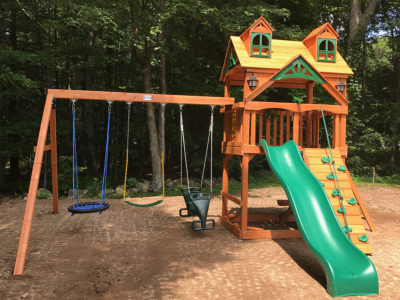 Gorilla Playset Assembly and Installation in Milford, CT