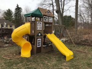 Cedar Summit Spring Valley Deluxe Playset